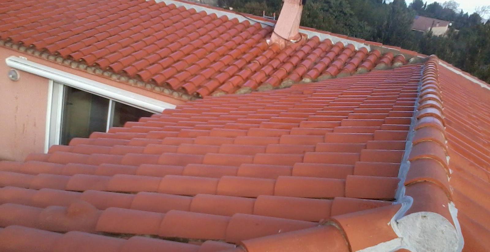 hydrofugation de toiture