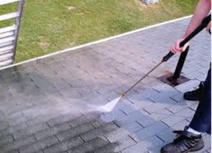 Nettoyage-toiture